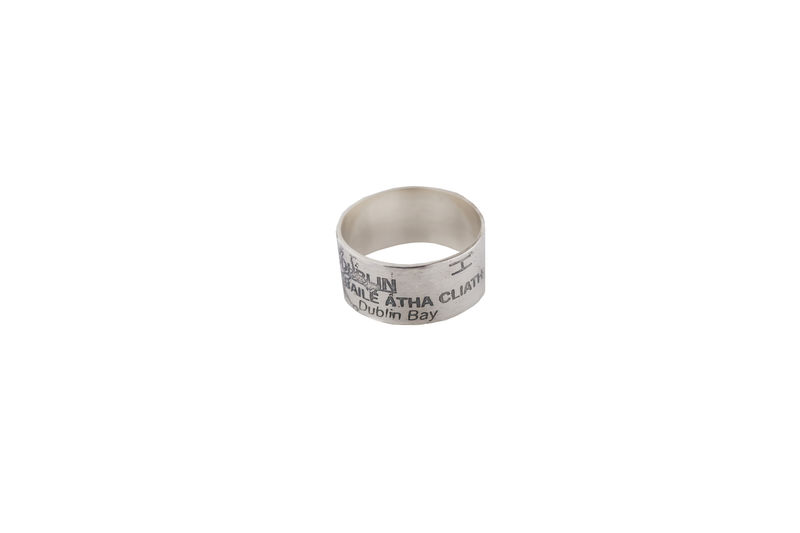 ring-Dublin Map ring - product images  of
