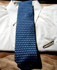 Mens,Cotswold,Collection,Tie,With,Small,Blue,And,White,Bunnies,On,Black,Background,mens tie, Cotswold Collection tie, blue tie, black tie, blue and white bunnies tie, mens accessory, silk tie, mens fashion accessory, Easter tie