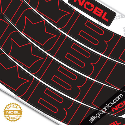 NOBL,custom,rim,decals,-,PINSTRIPE, NOBL Wheels, NOBL Rims