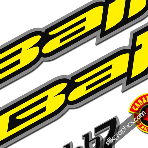 Balfa,BB7,Decal,Kit, BB7, downhill, bike, Decals, Stickers