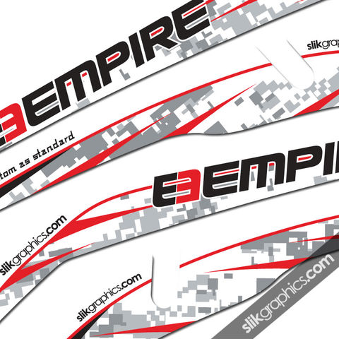 Empire,AP-1,Decal,Kit,'Digital,Camo', AP-1, Decal Kit, Graphics, Stickers