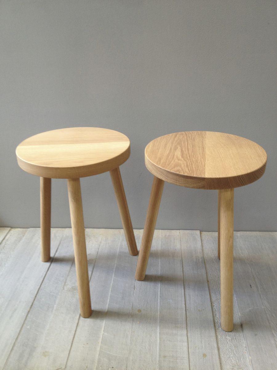 ... round oak stool - product images ... & round oak stool - Chris colwell design islam-shia.org