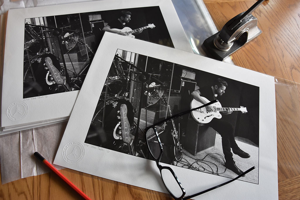 "Signed Photo ""Rehearsal Studio"" 1/10 - product images  of"