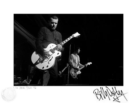 Signed,Photo,Billy,&,Johnny,1/10,Billy Duffy Signed Photo The Cult Johnny Marr The Smiths