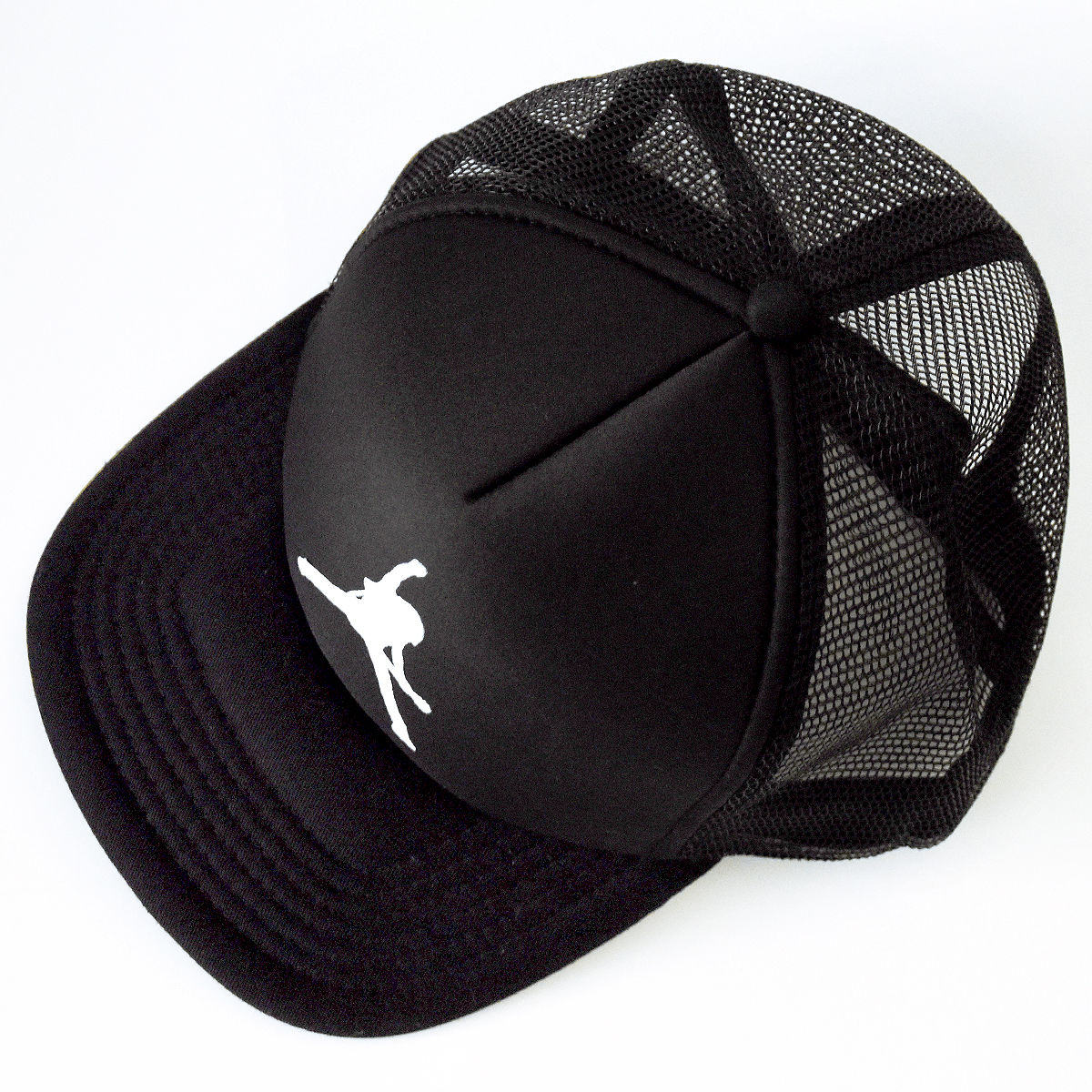 BD Logo Trucker Cap - Black - product images  of