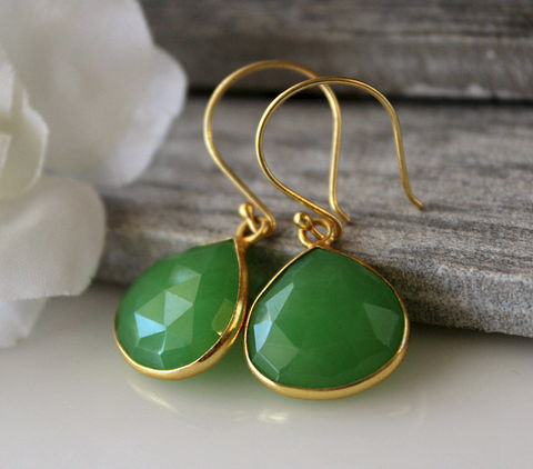 Apple,Green,Chalcedony,Drop,Earrings,,Chartreuse,Bezel,Dangle,,Gemstone,24k,Gold,Vermeil,Jewelry,Earrings,Dangle,green_stone_earrings,apple_green,green_chalcedony,chartreuse,green_bezel_dangle,green_gemstone,drop_earrings,gold_vermeil,bygerene,yellow_green,green_earrings,green_pear_shape,green_dangles,apple green chalcedony,24k Gold Vermeil