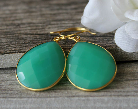 Medium,Chrysoprase,Green,Chalcedony,Drop,Earrings,,Emerald,Green,,Large,Dangle,,Drop,,Gold,Vermeil,,Huge,Teardrop,Jewelry,Earrings,Dangle,gold_vermeil,large_teardrop,large_green,green_chrysoprase,drop_earrings,bygerene,green_chalcedony,emerald_green_dangle,huge_green_earrings,large_pear_drop,medium_green,emerald_chalcedony,faceted_pear_drop,gold vermeil,Emerald Green