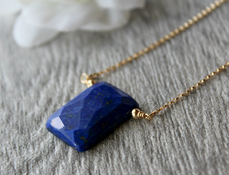 lapis lazuli rings pendant pendants jewelry natural lapjlry stm