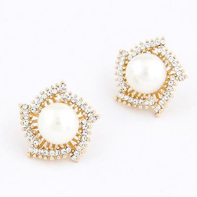 Simple Pearl Earrings Designs Simple,design,pearl,stud