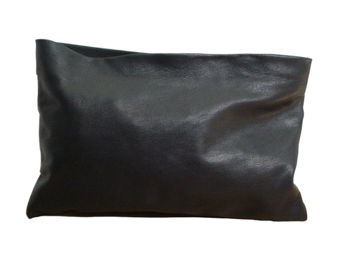 Minimalist,goatskin,clutch,,black,clutch,leather clutch,clutch bag,leather clutch bag,men clutch,minimalist fashion,minimalist leather bag,everyday clutch