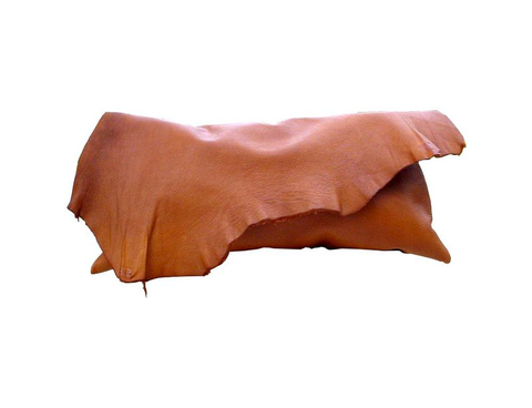 Goatskin,Raw,Clutch,clutch,clutch bag,leather clutch,leather bag,medium leather bag,saddle tan bag,tan clutch bag,minimalist fashion,minimalist accessories,raw edge leather bag,tan clutch,saddle tan leather bag