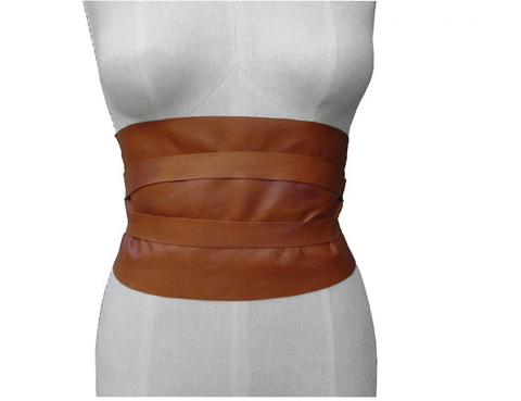 Wide,corset,belt,,saddle,tan,saddle tan leather belt,wide leather belt,wrapping belt,corset belt,leather corset belt,minimalist dressing,minimalist fashion,minimalist accessories,minimalist leather,everyday accessories,handmade leather,fashion accessories,avant garde