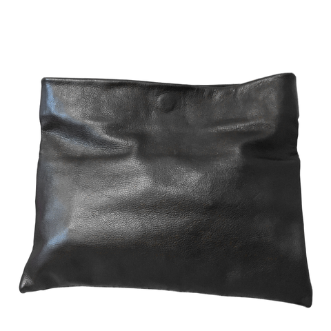 Goatskin,clutch,bag,,black,clutch bag,leather clutch,goatskin bag,goatskin clutch,black clutch,black leather clutch,mens bag,tablet holder,foldover bag,fold over bag,fold-over bag,womens leather bag,minimalist fashion,minimalist bag,minimalist leather,basic leather b