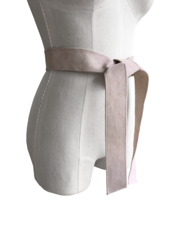 Wardrobe,essential,lambskin,belt,,pastel,pink,blush,suede,lambskin belt,pastel pink belt,pink suede belt,pink belt,belts for coats,coat belt,replacement coat belt,belts without buckles,soft leather belt,pink leather sash belt,leather sash belt,soft pink leather belt,minimalist fashion,fashion accessories,cool be