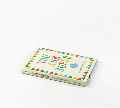 You Are Super Notecard Set - product image