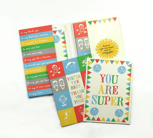 You Are Super Notecard Set - product images  of