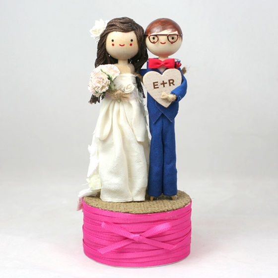 ... Custom Wedding Cake Topper   Product Images Of ...