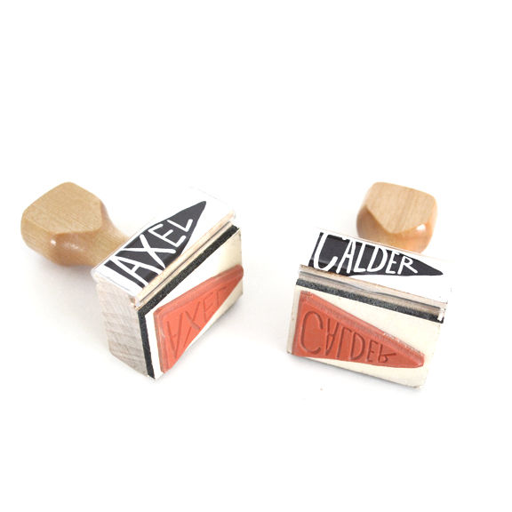 Pennant Stamp - product images  of