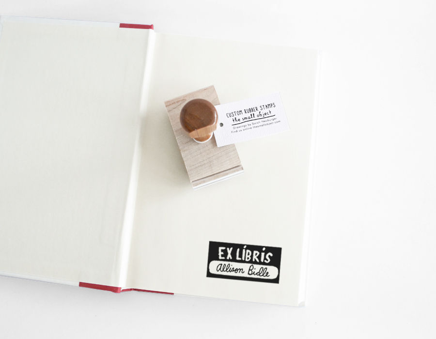 Ex Libris Stamp - product images  of
