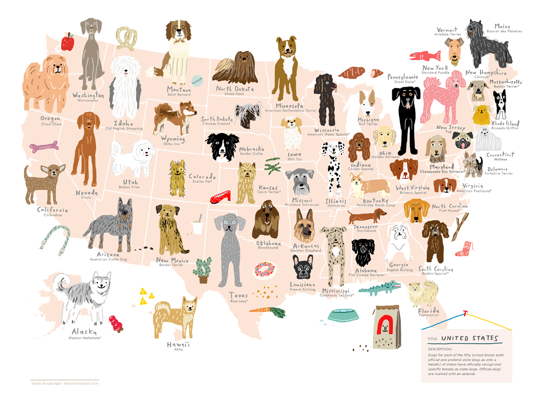 The United States of Dogs - product image