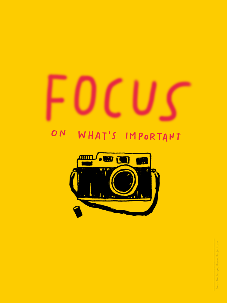 Focus - product image