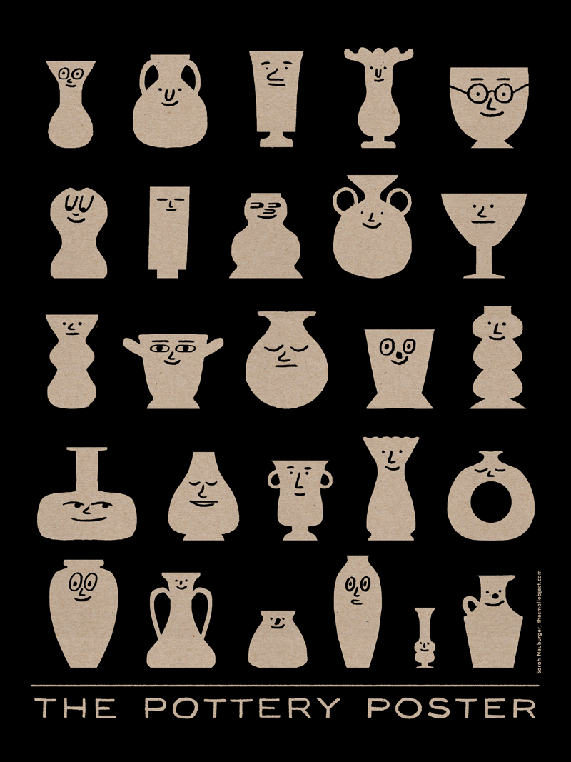 Pottery Poster - product image