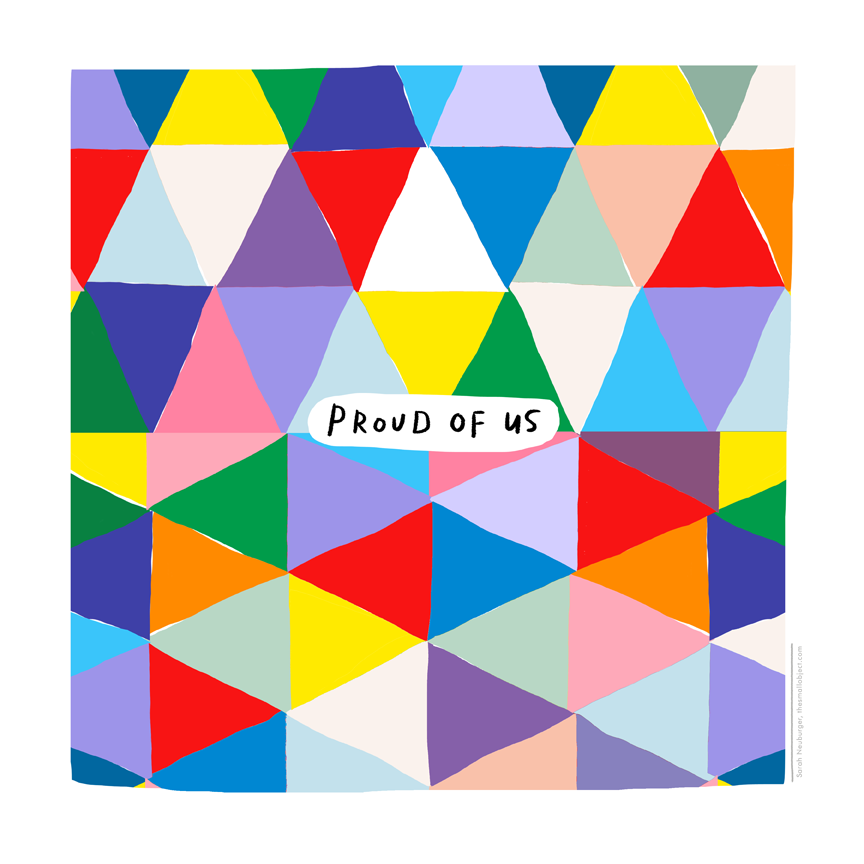 Proud of Us - product image