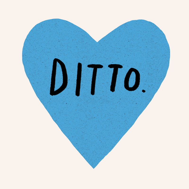 Ditto. - product image