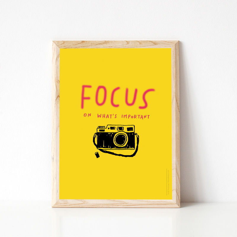 Focus - product images  of