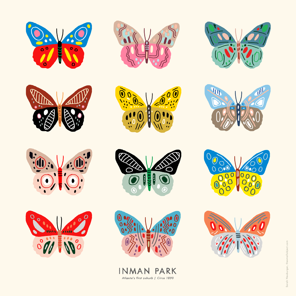 Inman Park - product image