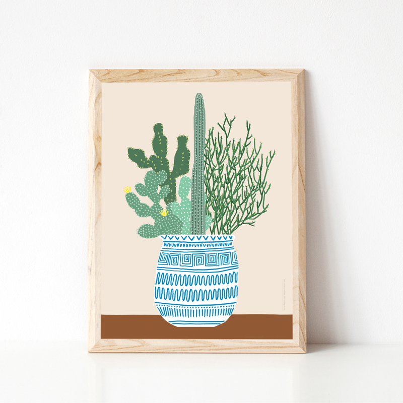 Succulents and Cacti Planter - product images  of