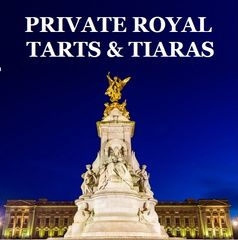 PRIVATE,Royal,London,-,Tarts,and,Tiaras,London Royal Family Tour