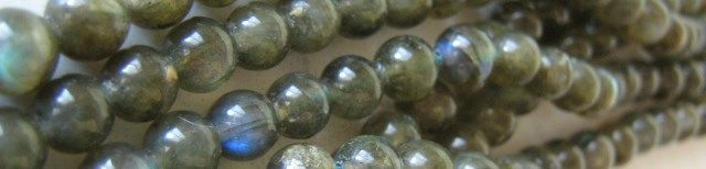 Labradorite Gemstone Beads