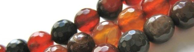 Agate Gemstone Beads