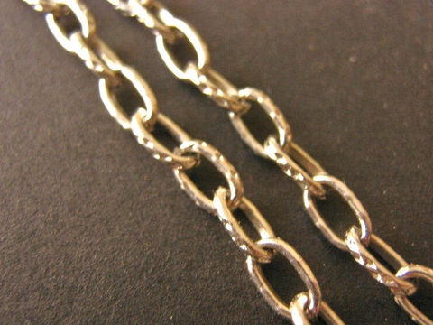 Cross,Chain,8x4.5mm,Silver,Tone,Finish,6,Feet,supplies,silver_plated,unfinished_chain,raw_chain,base metal_chain,silver_plated_raw_chain,silver_chain,8x5mm,chain_links,jewelry_findings,beading_supplies,Beads2string,chain_by_the_foot,iron chain, unsoldered chain, chain_for_jewelry_making