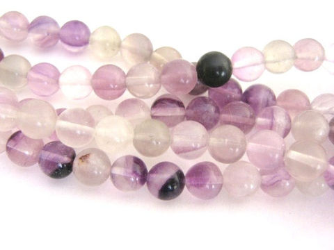 Fluorite,4mm,Round,Purple,Gemstone,Beads,beads,fluorite,gemstone_beads,flourite,fluorite_gemstone,purple_beads,white_purple_gemstone,round_beads,4mm_round_beads,4mm_fluorite,rainbow_fluorite,gemstone, purple gemstone bead, round fluorite bead,Beads2string,bead_store,craft_store