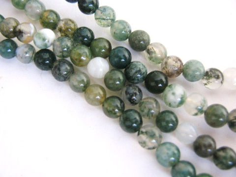 Moss,Agate,4mm,Round,Green,Gemstone,Beads,gemstone_beads,moss_agate beads,agate_gemstone,4mm_round beads,round_beads,green_gemstone,green_beads,green_and_white,international,agate,gemstone,beads, bead store, Beads2string, Beadstostring, moss agate round beads