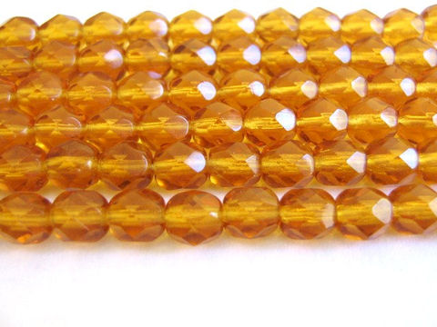 Topaz,8mm,Faceted,Round,Brown,Czech,Glass,Beads,Fire,Polished,Bead,czech_beads,fire polished,topaz_czech_beads,brown_8mm_round_bead,faceted_round_bead,glass_beads,Beads2string,round_czech_bead,brown czech glass beads, bead store, beading_supplies, jewelry_ supplies, czech topaz beads, 8mm czech beads