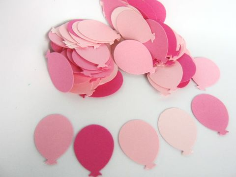 Pink,Balloon,Cut,Outs,1,1/8,x,3/4,Inch,Die,Cuts,Cardstock,supplies,paper_goods,scrapbooking,die_cuts,cut_outs,balloon_die_cuts,balloon_cut_outs,paper_balloon,scrapbook_balloon,pink_balloon_cut_outs,handmade_cut_outs,beads2string,craft_store