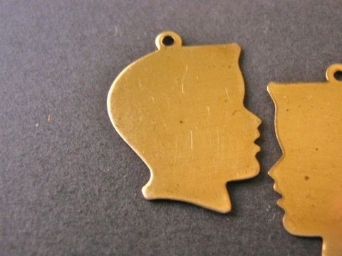 Boy,Silhouette,Charms,24x18mm,Raw,Brass,Stamping,supplies,jewelry_findings,findings,raw_brass_charms,boy_charms,boy_silhouette_charms,18x24mm_boy_charms,brass_boy_profile_charm,profile_charms,brass_silhouete_charms,Beads2string