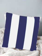 Striped,Coordinating,Pillow,Housewares,Novelty,beach_house,beach_house_living,beach_chik_designs,seahorse_pillow,nautical,navy_blue_white,coastal_pillow,seashell,shore,custom_pillow,seashore,starfish,beach_cottage_pillow