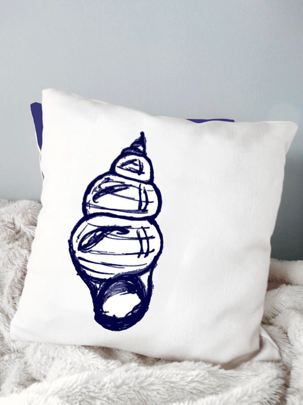 Seashell Pillow - product images