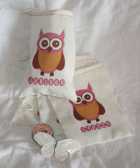 Personalized,Owl,Favor,Bags,Bags_and_Purses,personalized,owl,owls,girls_birthday_party,birthday_party,favor_bags,goody_bags,etsynj_team