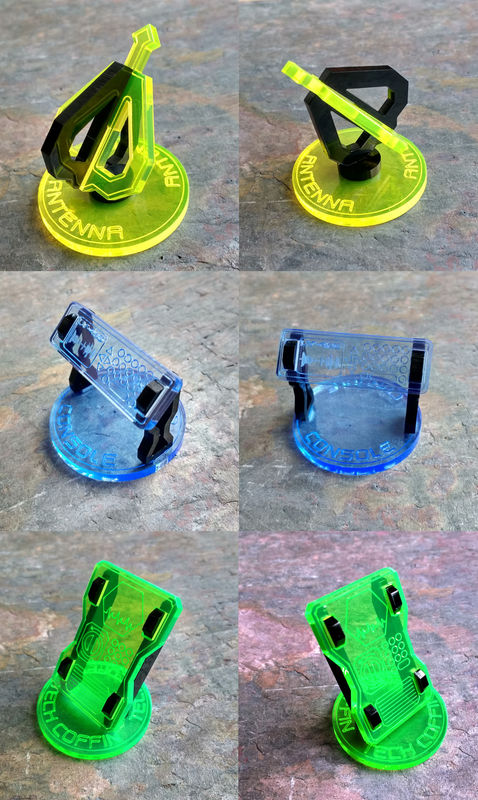 Sci-Fi Objective Markers Pick N' Mix - product images  of