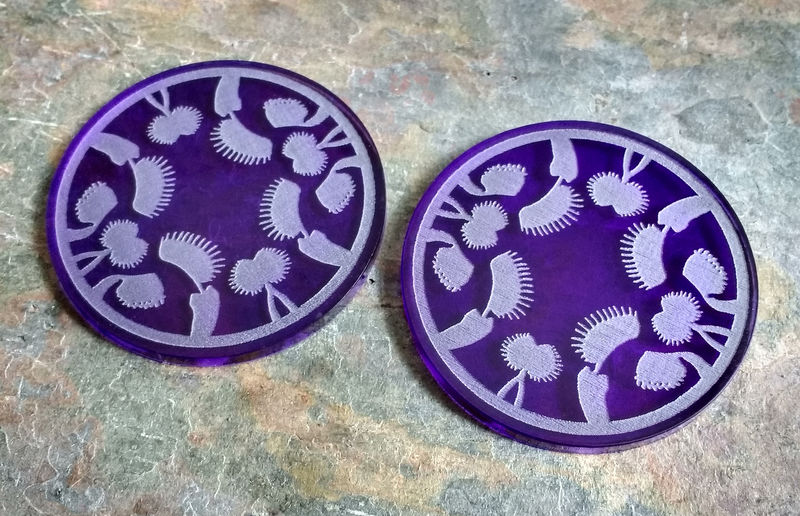 Hungry Land Markers (Set of 2) - product image
