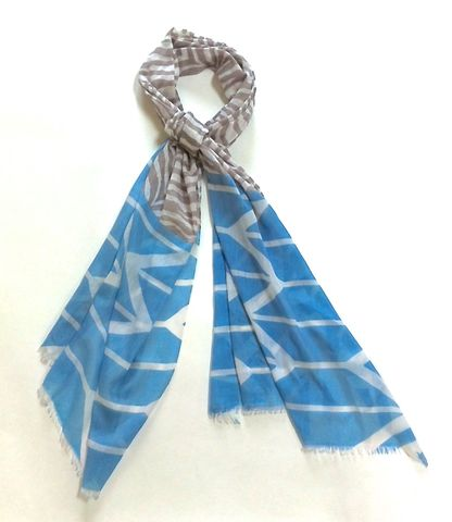 Zebi scarf - product images  of