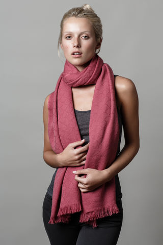 Fishscale scarf - product images  of