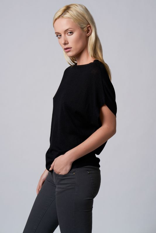Tarky Drape Sweater - product images  of