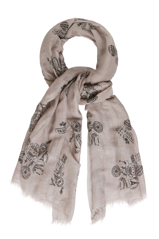 Stampette scarf - product images  of