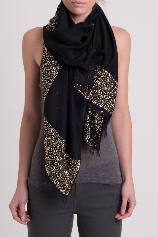 Sparkle scarf - product images  of